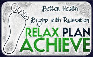 Relax Plan Achieve